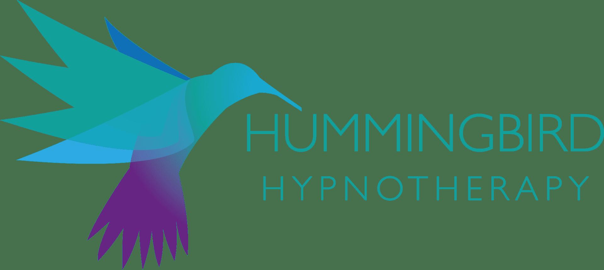 Hummingbird Hypnotherapy Logo • The Wedding Guide UK
